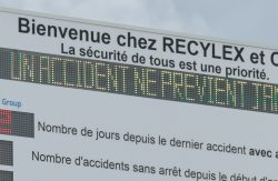 Safety for all, a priority at the Villefranche site